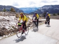 ASEB-cyclotourisme, retour de Pâques en Provence