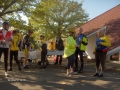 Aseb-cyclotourisme, rallye du club en beaujolais