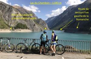 1 - Départ du Chambon
